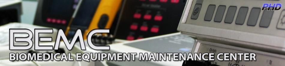 Biomedical Equipment Maintenance Services